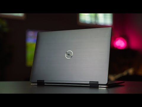 Dell XPS 15 2 in 1 Review Who is This For