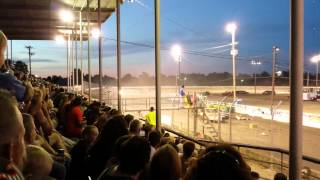 Beatrice Speedway eve of destruction 2013