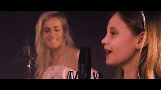 SESSIE: Josje & Lotte coveren 'Side To Side'! | The Voice Kids | VTM