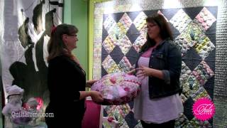 Parisville by Tula Pink - Fall Quilt Market 2010 - QuiltHome.com