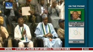 Keyamo Says Buhari's Govt Has Performed | Sunday Politics |