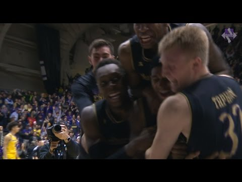 Men s Basketball Michigan Game Highlights 3 1 17