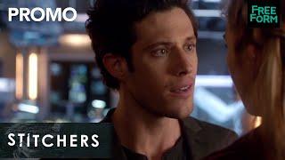 "Stitchers | Season 3 Episode 9 Promo: ""Kill It Forward"" | Freeform"