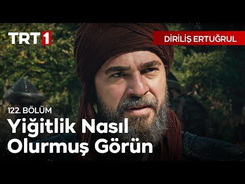 Diriliş Ertuğrul 122.bölüm Moğollar Ertuğrul bey'i pusuya düşürüyor.