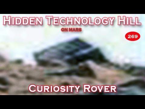 NASA s Curiosity Rover Stumbles On Hidden Technology Hill