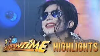 It's Showtime Kalokalike Face 3: Michael Jacskon (Semi-Finals)