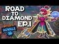 Download Video Download Road To Diamond: Episode 1 | Battlerite Arena Gameplay 3GP MP4 FLV