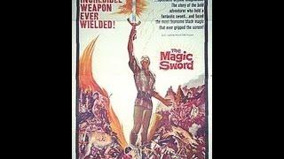 LA ESPADA MAGICA (THE MAGIC SWORD,1962, Full movie, Spanish, Cinetel)
