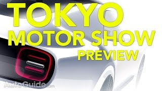 2017 Tokyo Motor Show Preview: All the New Car Debuts to Expect