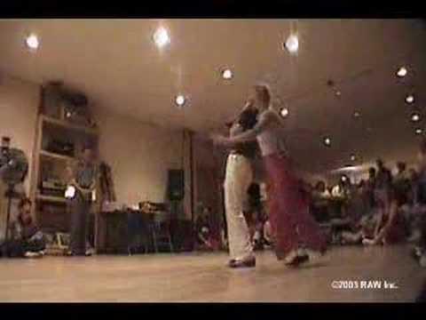 Bailes raros II Rock n Roll