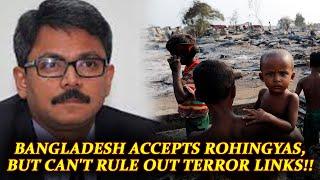 Rohingya Crisis: Bangladesh says it
