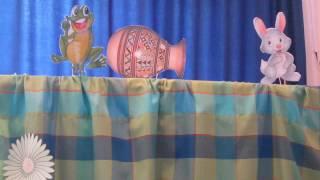 CASUTA DIN OALA teatru de marionete