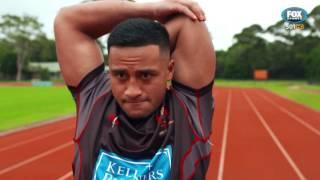 Rugby Kick and Chase - Hot Rod Challenge: Kepu Lokotui