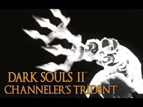 Dark Souls 2 Channeler's Trident Tutorial (dual wielding w/ power stance)