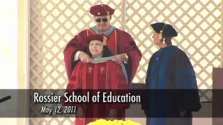2011 Doctoral Commencement - USC Rossier School of Education
