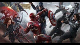 Español LATINO   Capitan America 3 Civil War Trailer SUPER BOWL HD Robert Downey Jr