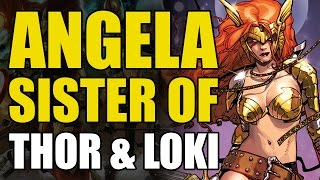 Angela: Sister of Thor & Loki (Guardians Of The Galaxy Vol 2: Angela)