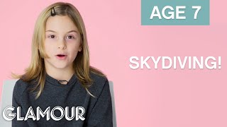 70 Women Ages 5-75 Answer: What Do You Want to Do Before You Die? | Glamour