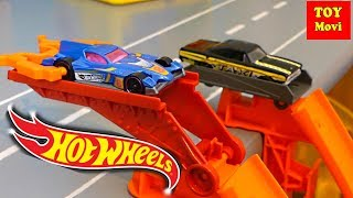 Hot Wheels Auto Rennen Deutsch Rennstrecke Spielzeugautos Film Kinder Fahrzeuge
