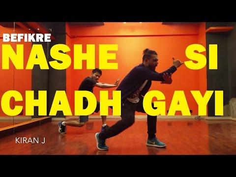 Xxx Mp4 Nashe Si Chadh Gayi Befikre YRF Bollyswag Dance Video KiranJ DancePeople Studios 3gp Sex