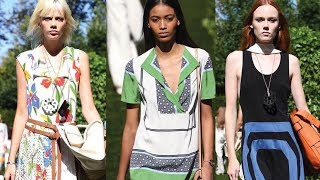 Tory Burch Spring Summer 2018 Runway Collection | NYFW