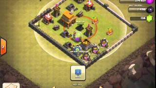 Clash of Clans Guide: Clan War Preparation Day - What To Look For