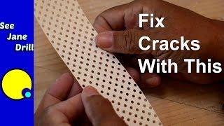 How to Repair Stress Cracks in Walls and Ceilings