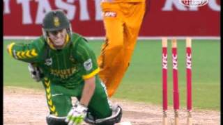HOW TO HURT AB DEVILLERS, BRUTAL FAST BOWLING SHAUN TAIT