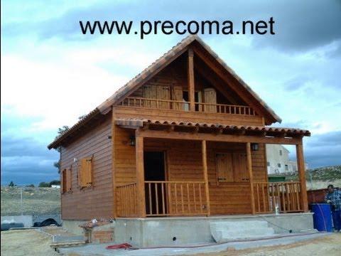Caba a madera alpina vidoemo emotional video unity - Construccion de cabanas de madera ...