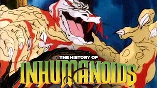 The History of Inhumanoids: The Monsters Get Top Billing