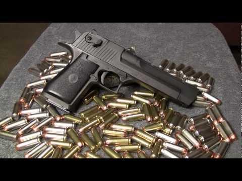 Is the Desert Eagle just a novelty gun