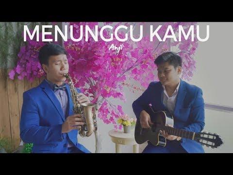 Menunggu Kamu (Anji) Cover by Desmond Amos ft  Andre Ciputra