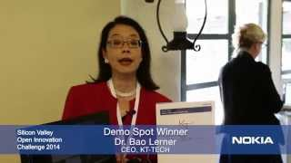 KT-Tech – Demo Spot Winner in Telco Cloud @ Nokia Silicon Valley Open Innovation Challenge 2014