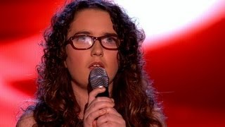 The Voice UK 2013 | Andrea Begley performs 'Angel' - Blind Auditions 1 - BBC One