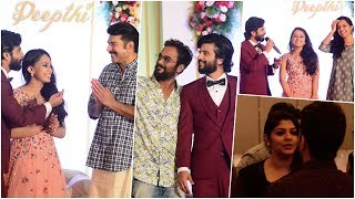 Neeraj Madhav Wedding Reception Full HD Video