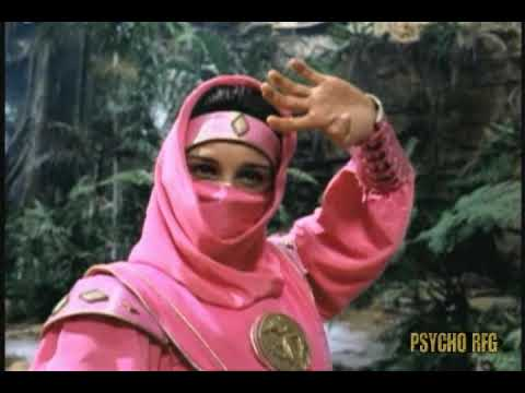 Mighty Morphin Power Rangers The Movie Original Theatrical Trailer Psycho RFG