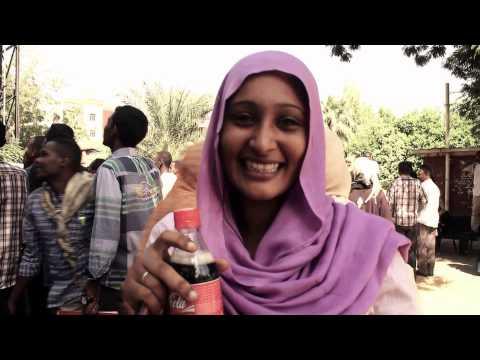 Coco Cola Day 3 Sudan University كوكا كولا اليوم ٣ جامعة السودان