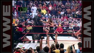 Triple H vs. The Rock - Iron Man Match for the WWE Championship: Judgment Day, May 21, 2000