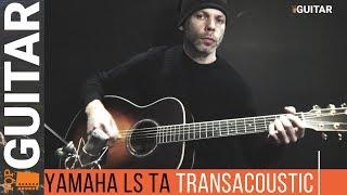 Yamaha TransAcoustic LS-TA comparison of different sound settings | brzmienie różnych ustawień