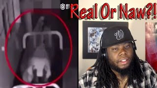 Real Or Fake? Camera Catches Dying Woman's Soul Leaving Her Body | Reaction Time With Breeze
