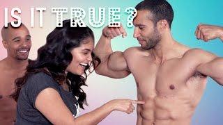 Women Prefer Muscular Men?