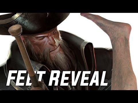 Tobias Fate - FEET REVEAL!