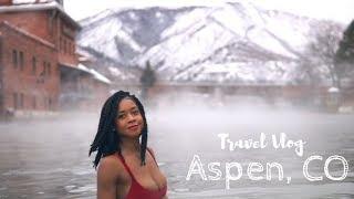 A Winter Trip in Aspen, CO| Travel Vlog