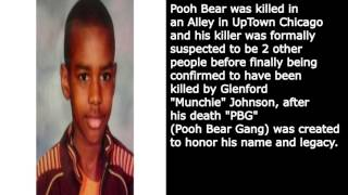 Fallen 'PBG' Members 2 Cups, Pooh Bear, Mosey, Keyo Part 1