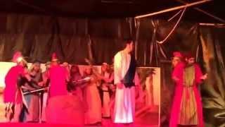 Senakulo 2014 - Abu Dhabi Locale: Halik ni Judas
