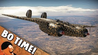 War Thunder - Breda Ba.88 -