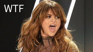 Selena Gomez Gets Penis Shaped Bouquet From Stalker