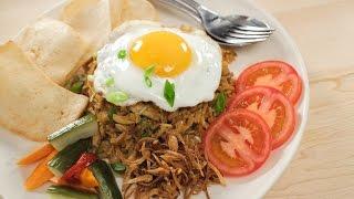 Nasi Goreng Recipe | Indonesian Fried Rice | Asian Recipes