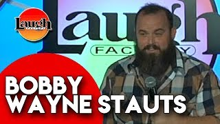 Bobby Wayne Stauts | Reality Shows | Laugh Factory Las Vegas Stand Up Comedy