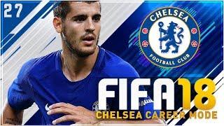 FIFA 18 Chelsea Career Mode Ep27 - BAYERN MUNICH BATTLE!!